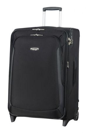 Cestovní kufr SAMSONITE XBLADE 3.0 UPRIGHT 69/25 EXP Black s kolečky