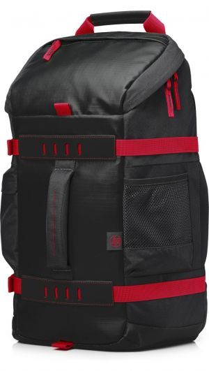 Obal na notebook HP 15.6 Odyssey Sport Backpack black/red (gaming)