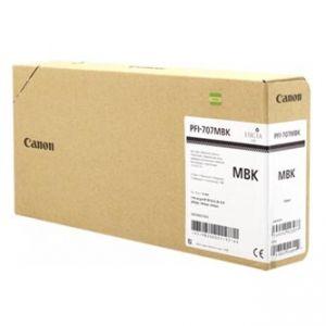 CANON originální ink PFI-707MBK, matte black, 3x700ml, 9820B003, CANON iPF-830,840,850