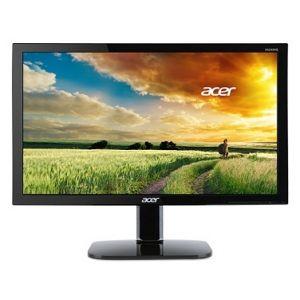 ACER LCD KA240Hbid, 61cm (24) LED/1920 x 1080/100M:1/5ms/VGA+HDMI+DVI/Black