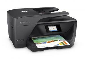 HP Officejet Pro 6960, barevná inkoustová multifunkce s duplexním tiskem, ADF