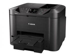 CANON MAXIFY MB5450 barevná A4 MF (tisk,kopírka,sken,fax,cloud), duplex, ADF, USB,Wi-Fi
