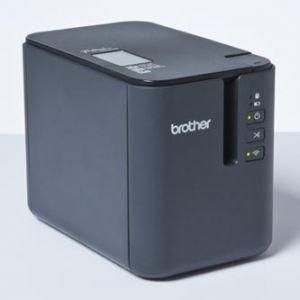 BROTHER PT-P900W tiskárna samolepících štítků USB, WiFi, sériový port, připojitelná k PC