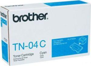 BROTHER TN-04C originální toner Cyan/Modý 6600str. pro HL-2700CN