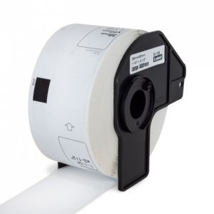 PEKRO kompatibilní s BROTHER DK-11208 papírové bílé široké adresy 38x90mm 400 ks