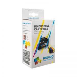 PEKRO kompatibilní Ink.cartridge s BROTHER LC-980 LC-1100Y yellow/žlutá 13 ml