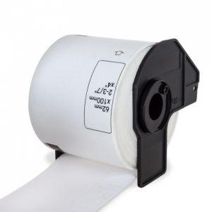 PEKRO kompatibilní etikety s BROTHER DK-11202 papírové štítky 62 x 100 mm 300ks
