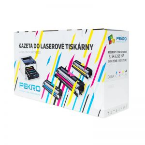 PEKRO kompatibilní toner s SAMSUNG CLP-K660B black/cerná 5.000 str.