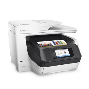 Multifunkce HP Officejet Pro 8720 , barevná inkoustová , duplex, wifi, ADF