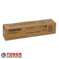 TOSHIBA Toner T-FC55E black (6AG00002319, 6AK00000115)