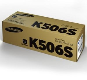 SAMSUNG Toner Cartridge CLT-K506S black
