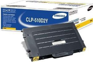 SAMSUNG Toner Cartridge CLP-510D2Y yellow (2.000stran)