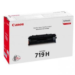 CANON Toner Cartridge CRG-719H, black (3480B012) 6.400K project