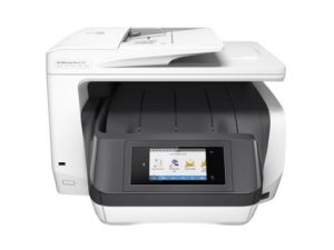 HP Officejet Pro 8730 (A4, 24/20 ppm, USB 2.0, Ethernet, Wi-Fi, DADF