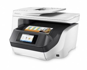 HP All-in-One Officejet Pro 8730 (A4, 24/20 ppm, USB 2.0, Ethernet, Wi-Fi, Print/Scan/Copy