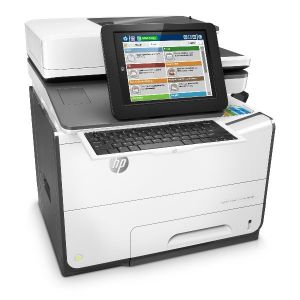 HP PageWide Enterprise Color Flow MFP 586z (A4,75 ppm, USB 2.0, Ethernet, Duplex, Print/Sc