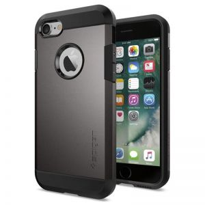 SPIGEN Tough ARMOR, gunmetal - pro APPLE iPhone 7