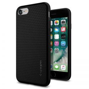 SPIGEN Liquid, black - pro APPLE iPhone 7