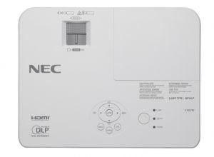 NEC Projector V332W - DLP/1280 x 800 WXGA/3300AL/10.000:1