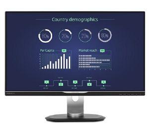 "PHILIPS LCD 258B6QUEB 25""wide IPS/2560x1440/5ms/20mil:1/350cd/VGA/DVI/HDMI/DP/USB-C/W-LED/"