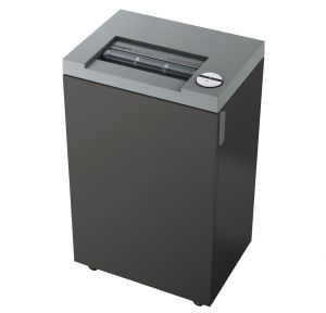 EBA Skartovač 1824 S řez pruh 4 mm, až 20 listů A4, NBÚ 1, koš 35l, sponky, CD , spony