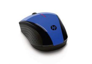HP myš X3000 bezdrátová kobaltově modrá