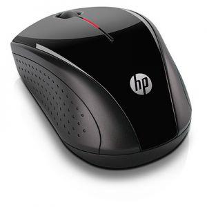HP myš X3000 bezdrátová černá