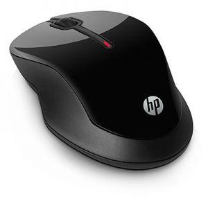 HP myš X3500 bezdrátová černá