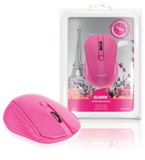 Sweex NPMI5180-09 - Bezdrátová myš Paris