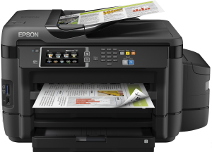 EPSON L1455 Multifunkce A3 4800x1200dpi 32/20 ppm, Wifi duplex , Inktank, 4 barvy