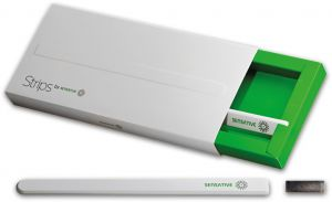 STRIPS SENE1110 magnetický kontakt, Z-Wave, 3mm tloušťka