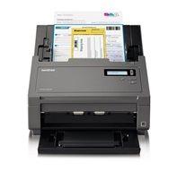 BROTHER skener PDS-5000 A4 stolní, 60ppm, 600x600, 512MB, USB3.0, oboustraný ADF100 listů,