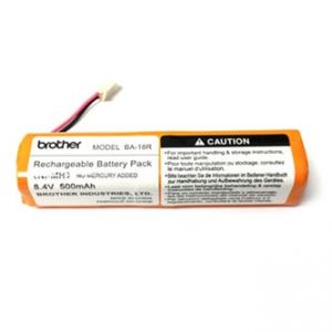 Ni-MH, baterie, 8.4V, 500 mAh, BROTHER LN6044001, pro P-touch 18R a 18RKT tiskárny