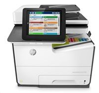 HP PageWide Enterprise Color MFP 586f (A4,75 ppm, USB 2.0, Ethernet, Duplex, Print/Scan/Co