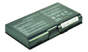 2-POWER baterie pro ASUS F70/G71/G72/M70/N70/N90/PRO72/X70/X71/X72 series Li-ion (8cell),