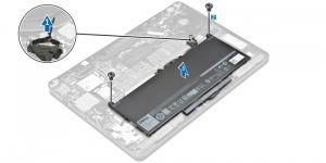 DELL Baterie 4-cell 55W/HR LI-ON pro Latitude E7270,E7470