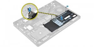 DELL Baterie 4-cell 62W/HR LI-ON pro Latitude E5270/E5470/E5570/3510