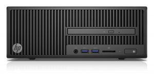 HP 280G2 SFF, i3-6100, 1x4GB, 500GB, INTEL HD, usb klávesnice a myš, DVDRW, 180W, Win10Pro