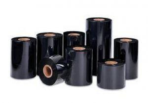 """TTR páska, vosková standard, 220mm x 450m, 1"""", OUT, černá, karton 4ks, cena za ks"""