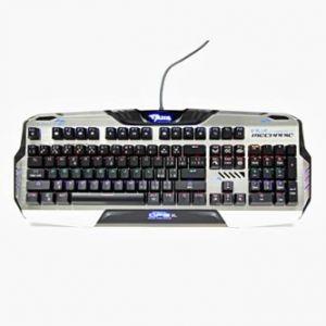 E-BLUE Klávesnice Mazer Mechanical 729, herní, černá, drátová (USB), CZ, mechanická
