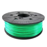 XYZ da Vinci 600gr Bottle Green ABS Filament Cartridge