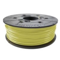 XYZ da Vinci 600gr Cyber Yellow ABS Filament Cartridge