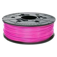 XYZ da Vinci 600gr Neon Magenta ABS Filament Cartridge