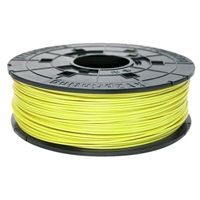 XYZ da Vinci 600gr Neon Yellow ABS Filament Cartridge