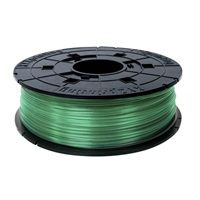 XYZ Junior 600gr Clear Green PLA Filament Cartridge
