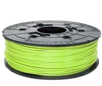 XYZ da Vinci 600gr Neon Green PLA Filament Cartridge