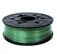 XYZ da Vinci 600gr Clear Green PLA Filament Cartridge