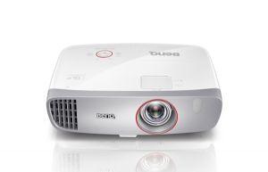 BENQ DLP Projektor W1210ST 1920x1080 1080p/2200 ANSI lm/15000:1/D-Sub/2xHDMI/MHL/USB/USB m
