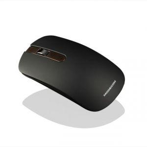 MODECOM MC-WM102 bezdrátová optická myš, 3 tlačítka, 1000 DPI, USB nano 2,4 GHz, nízký pro