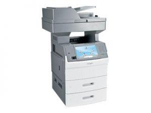 LEXMARK X656dte Multifunkční tiskárna Č/B laser 216 x 356 mm A4